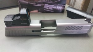 FastFire on Ruger