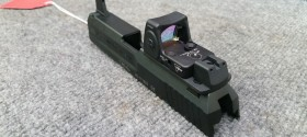 Red Dot Mounts: Trijicon RMR, DeltaPoint, Fastfire, Vortex
