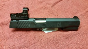 Springfield 1911 with FastFire
